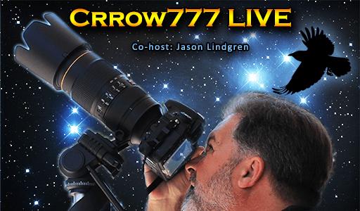 Crrow 777 LIve