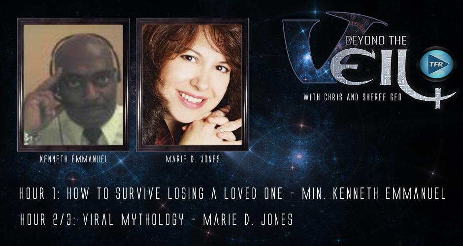 Viral Mythology with Marie D. Jones