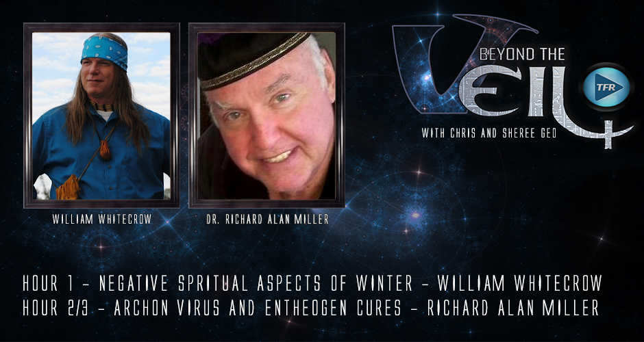 Archonic Viruses and Entheogenic Cures with Richard Alan Miller