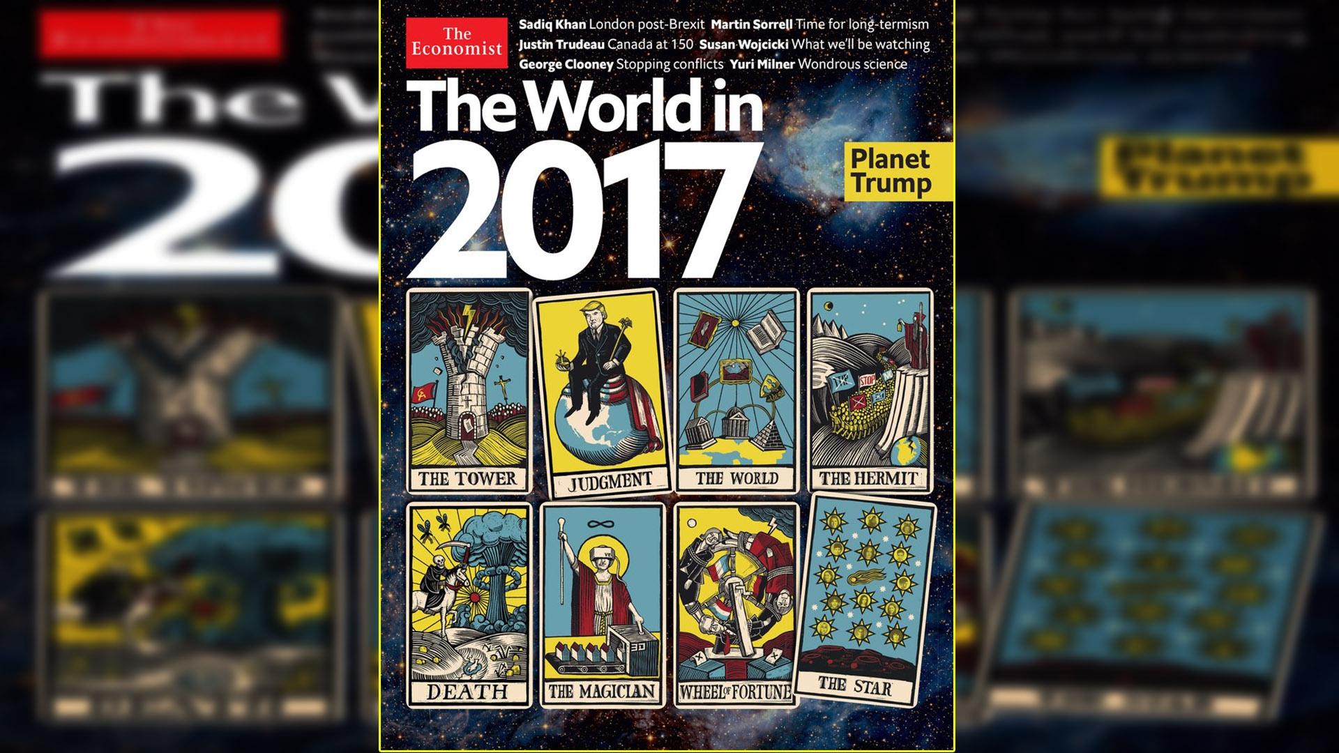 Предсказание ротшильдов на 2017 год