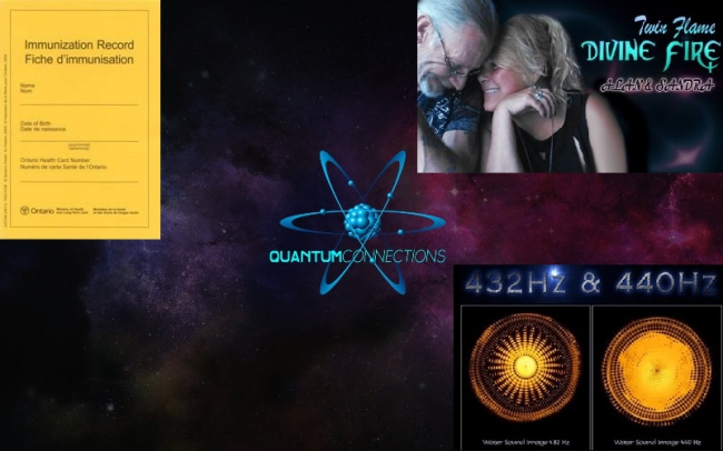 Frequencies Sandra and Alan of Twin Flames Divine Fire : TFR LIVE
