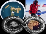 Antartica and The Flat Earth with Iron Realm Media