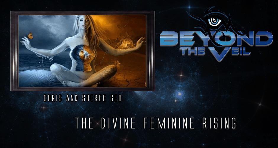 The Divine Feminine Rising