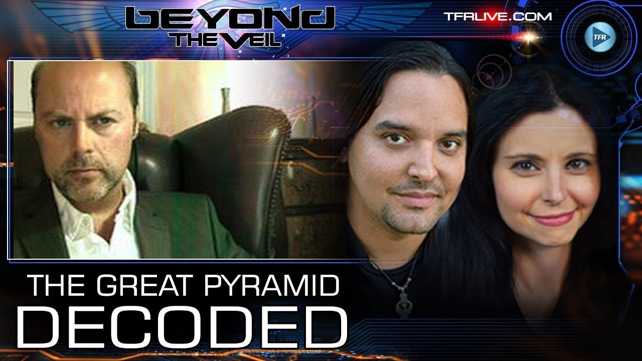 The Great Pyramid Crystal Technology Decoded by Christopher Everard – Beyond The Veil