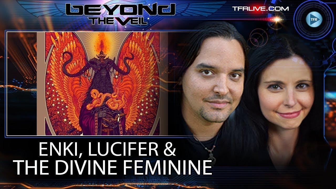 Enki, Lucifer, & The Demonization of The Divine Feminine