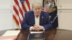 Trump handles Covid…Like a Boss!